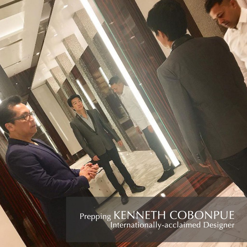 With world-class designer Kenneth Cobonpue