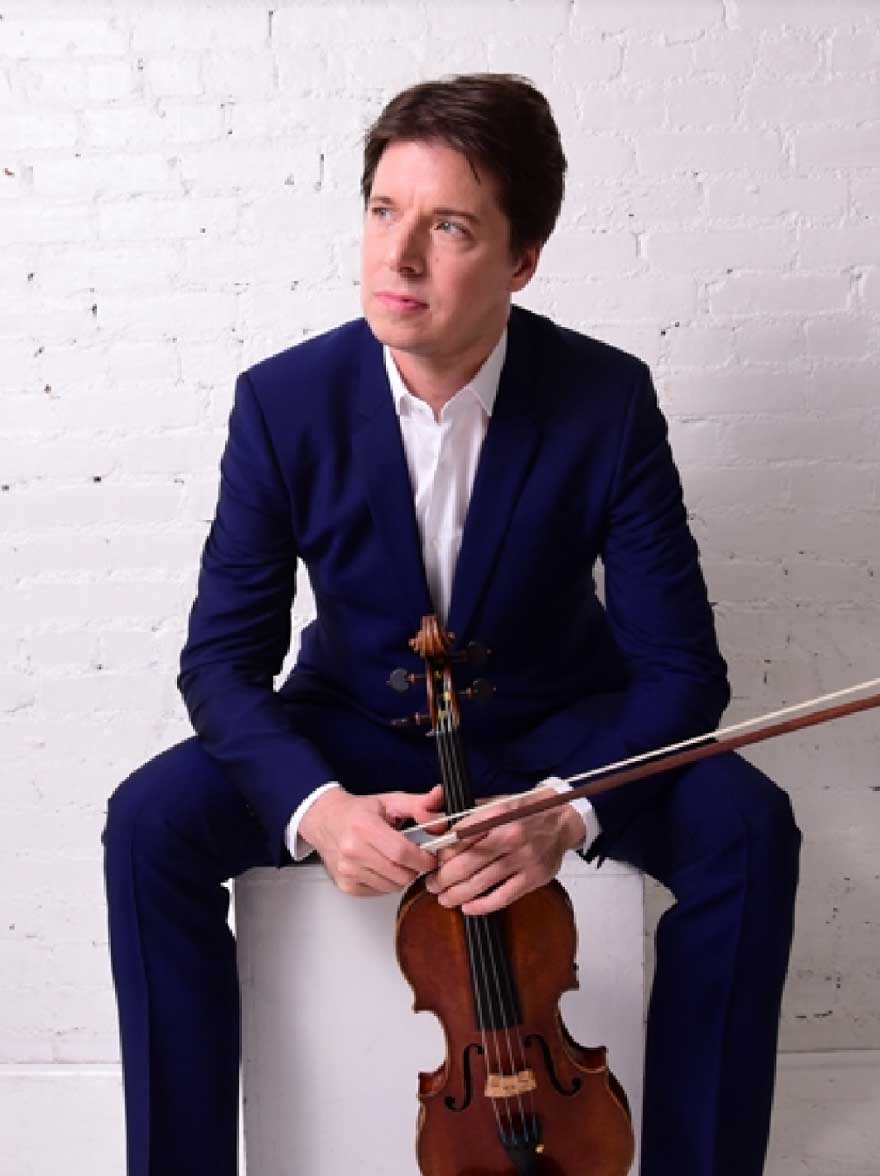 Joshua Bell, American Violinist and Conductor