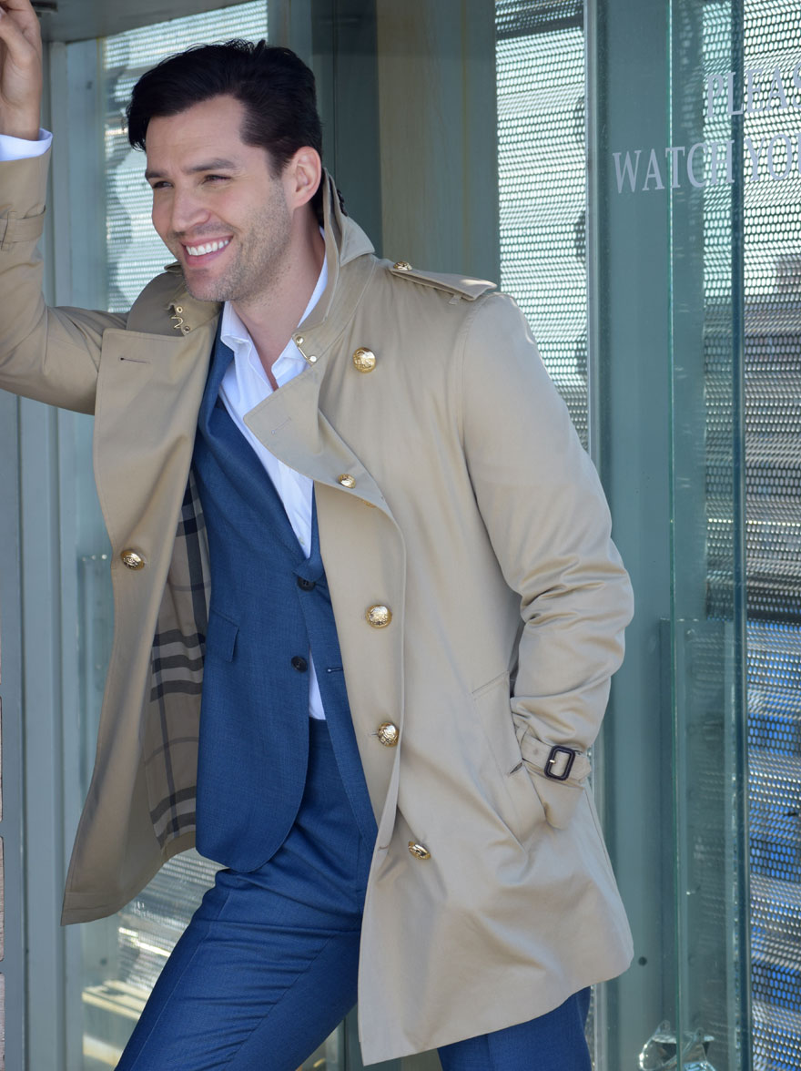 Ryan Silverman, Broadway actor and singer